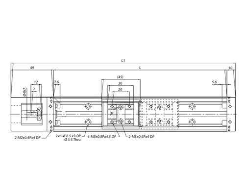 KM20标准型(A、B型)