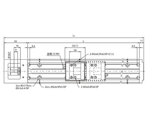 KM33标准型(C、D型)