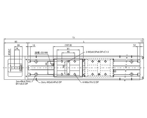 KM46标准型(A、B型)