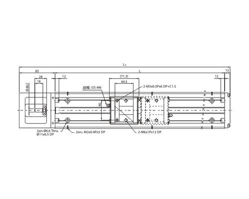 KM46标准型(C、D型)