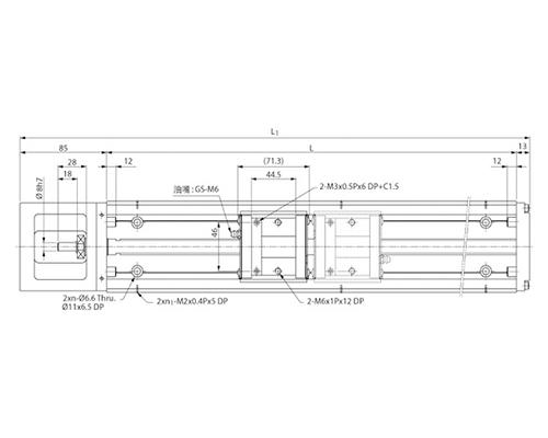 线性模组KM46(C、D型)