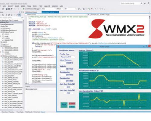 WMX2-使用Windows