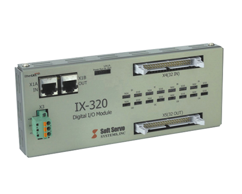 IX-320-EtherCAT数字输入输出模块