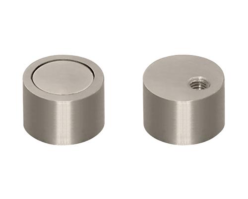 带座磁铁 (偏心、V 槽、V 槽通孔型)