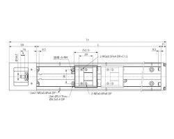 线性模组KM30(C、D型)