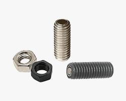 螺栓型磁铁 / 聚氨酯缓冲磁铁